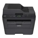 Impresora Multifunción Brother Dcp-l2 Series Dcp-l2540dw Con Wifi 220v Negra