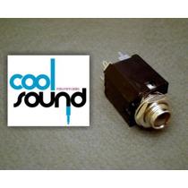 Jack Profesionales Cool Sound - Para Guitarra, Bajo, Etc