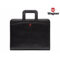 Maletin Portfolio Ejecutivo Notebook Tablet Sobre Wagner