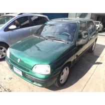 Renault Clio Rn Pack 1.9d Aa Dh 2000 $53.000 Y Cuotas Fijas