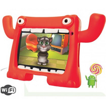 Tablet Xview Proton Mymo Kids 7 Hd Roja C/funda - Sensei