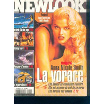 Revista Para Hombres Adultos Newlook Anna Nicole Smith