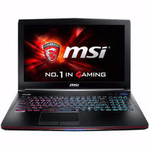 Msi Gt72 Dominator Pro 17.3 16gb Ddr4 Gtx 970, 128 Ssd + 1tb