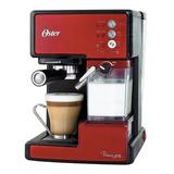 Cafetera Express Oster Prima Latte 6601, 15 Bares