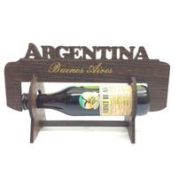 Miniatura Fernet Con Porta Botellita Decorativa