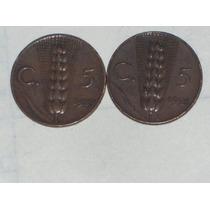Lote Monedas Antiguas Italianas..