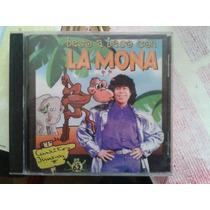 La Mona Jimenez Beso A Beso Cd Musical