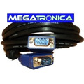 Cable Vga 25 Metros Db15macho Tv-lcd-proyector-plasma Laptop