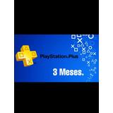 Psn Plus 3 Meses - Las 24 Hs Envio Inmediato Ps4 Ps3 Ps Vita