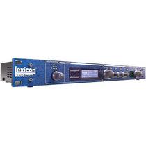 Lexicon Mx 300 Multi Procesador Efectos Digital Usb Reverb