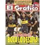 El Gráfico 3877 A- Manteca Martinez- Polilla Da Silva- Boca