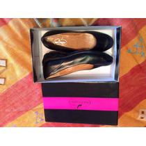 Zapatos De Mujer Cuero San Crispino