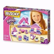 Blocky Fantasia 2 (150 Piezas) 3 9 Años Bloques Nena Manual