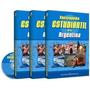 Enciclopedia Estudiantil Argentina 3 Tomos Cd - Grupo Clasa