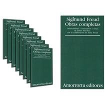 Obras Completas Sigmund Freud [25 Tomos] | Ed. Amorrortu