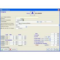 Software Para Registro De Libros De Iva. (sistema, Programa)