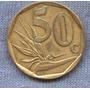 Sudafrica 50 Cents 1996 * Republica * Planta *