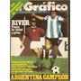 El Gráfico 2903 - Valdano Selección Argentina Campeon Tolon