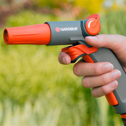 Pistola De Riego Gardena Comfort 8100 Aquaflex