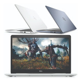 Notebook Dell Gamer Quad 1tb  Video Radeon Azul/blanco Plat