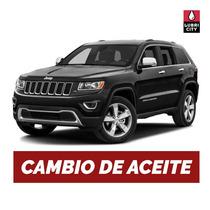 Cambio Aceite Y Filtro Jeep Grand Cherokee 3.7 V6 2010-2011