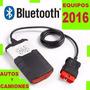 Scanner Multimarca Delphi Autocom -bluetooth Autos Camiones