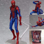 Spiderman Hombre Araña Muñeco Figura Figma Con Accesorios