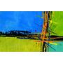Lamina - Abstracta Moderna - 90 X 60 Cm.