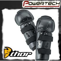 Rodillera Motocross Thor Sektor Canillera Importada Powertec