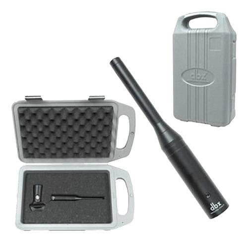 Micrófono Dbx Rta-m Condensador Omnidireccional