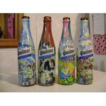 Botellas Quilmes Momentos Del Sabor Del Encuentro Completas
