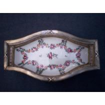 Alhajero Rococo Porcelana
