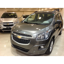 Chevrolet Spin Ltz 7 Asientos Automatica Con Stock Fisico
