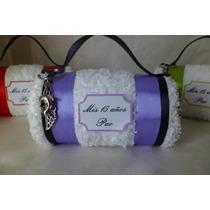Souvenirs Toalla Originales Personalizado 15 Años 1 Año X10