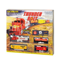 Set Bachmann Thunder Bolt Ho