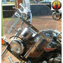 Parabrisa Motos Custom Choperas Shadow Virago Rebel Intruder