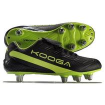 Botines De Rugby Kooga - Blitz Boot - 8 Tapones Aluminio