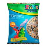 Tropimix Loros X 750 Grs Zootec