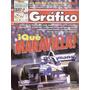 El Gráfico 3992 B- N Hill Gano El 18º Gp Argentina Formula 1