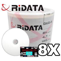 Dvd Virgen Ridatta X 50 Imprimible (envio Gratis En Capital)