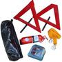 Kit Reglamentario Para Emergencia Para Automotor 6 En 1