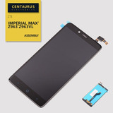 Para Zte Duo Max Imperial Lte Z963vl Z962bl Touch Pantalla D