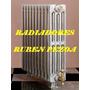 Cambio Radiador De Aluminio Por Radiador De Fundicion Pezoa