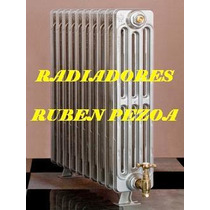 Ruben Pezoa Radiadores Caldera Leña - Orbis