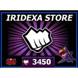 3450 Rps Riot Points Rp League Of Legends Lol Las Latam Sur
