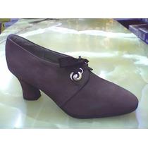 Zapato Cuero Al Costo! 35 Al 38 Oferta Local Microcentro