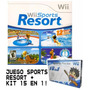 Juego Wii Sports Fisico Original + Kit 15 En 1 De Regalo!