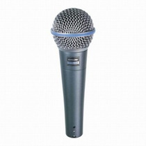 Shure Beta 58a Microfono Supercardioide Ideal Para Voces