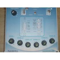 Electro Estimulador Uso Profesional 12 Electrodos 4 Progr