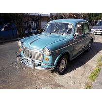 Fiat 1100 Año 1963 De Coleccion